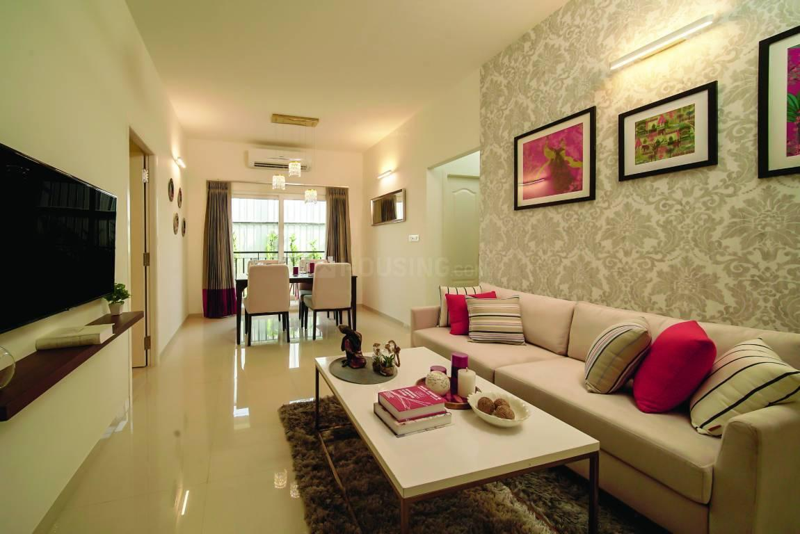 Living Room Image of 962 Sq.ft 2 BHK Apartment for buy in Kalapatti for 3367000