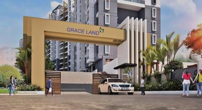 Gallery Cover Image of 757 Sq.ft 1 BHK Apartment for buy in Mohol Grace Land, Bhugaon for 4200000
