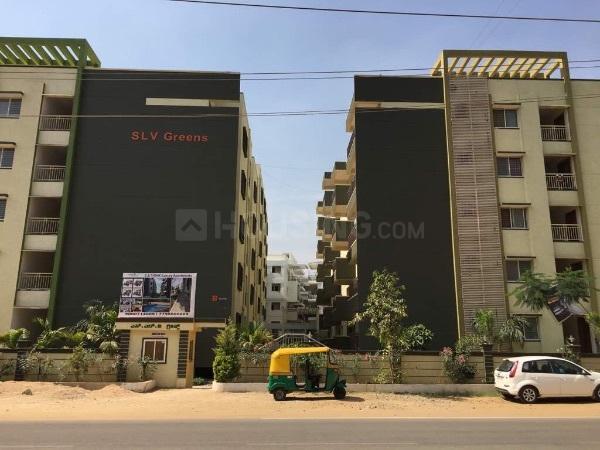Building Image of Slv Greens Apartments A-101 in Krishnarajapura