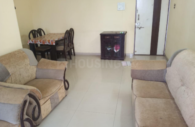 Gallery Cover Image of 1200 Sq.ft 2 BHK Apartment for rent in Gokuldham CHS, Kharghar for 22000