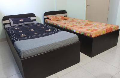 Bedroom Image of C 1001 Daffodils in Magarpatta City
