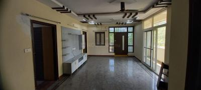 Gallery Cover Image of 1240 Sq.ft 3 BHK Independent House for rent in Shaikpet for 23000