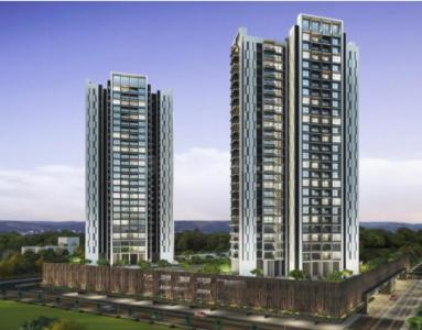 Gallery Cover Image of 1050 Sq.ft 2 BHK Apartment for buy in Juinagar for 12500000