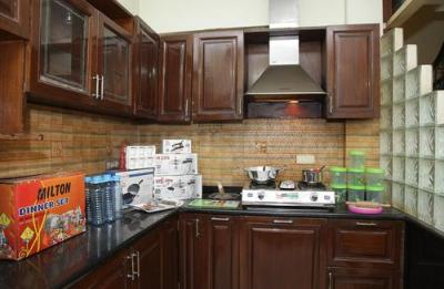 Kitchen Image of Veermani House Sec 40 in Sector 40