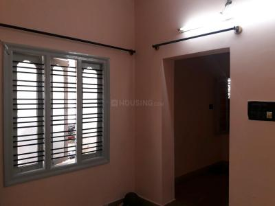 Gallery Cover Image of 300 Sq.ft 1 BHK Apartment for rent in Vijayanagar for 6000
