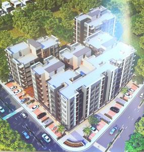 Gallery Cover Image of 1215 Sq.ft 2 BHK Apartment for buy in Shyam Hill, Sanand for 2000000