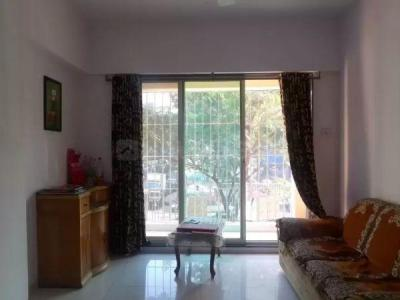 Hall Image of 1400 Sq.ft 3 BHK Apartment for rent in Buena Vista, Bandra East for 80000
