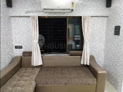 Gallery Cover Image of 460 Sq.ft 1 BHK Apartment for rent in Mulund East for 25000