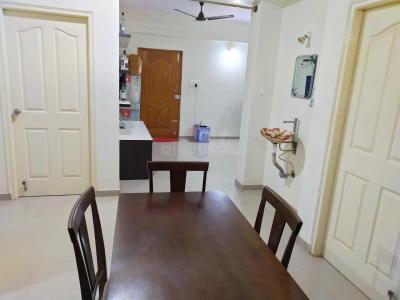 Gallery Cover Image of 1250 Sq.ft 2 BHK Apartment for rent in Sai Iris Apartment, Bhoganhalli for 35000