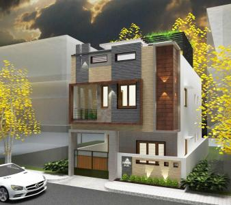 Gallery Cover Image of 1900 Sq.ft 3 BHK Independent House for buy in Hennur for 8300000