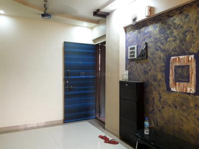 Gallery Cover Image of 1020 Sq.ft 2 BHK Apartment for rent in Ghansoli for 26000