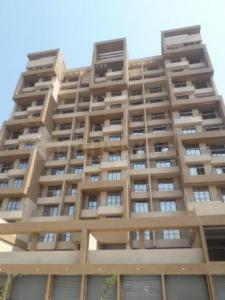 Gallery Cover Image of 1160 Sq.ft 2 BHK Apartment for rent in Sunny Orchid Bliss, Ulwe for 14000