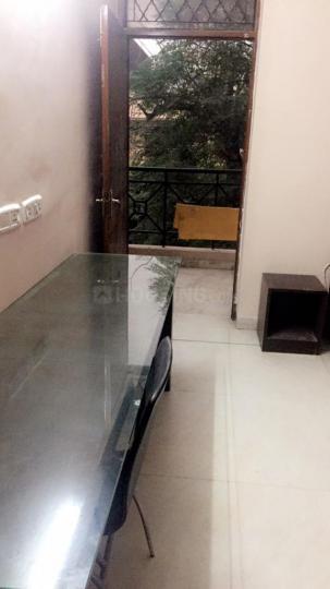 Balcony Image of Radhika P.g in DLF Phase 2