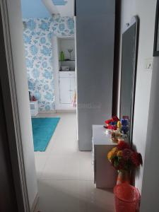 Gallery Cover Image of 1650 Sq.ft 3 BHK Apartment for rent in Ashwin Sheth Group Vasant Oscar, Mulund West for 56500