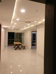Gallery Cover Image of 1663 Sq.ft 3 BHK Apartment for rent in Muttukadu for 35000