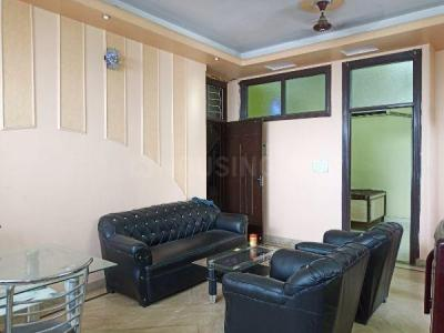 Gallery Cover Image of 1200 Sq.ft 3 BHK Independent Floor for rent in Ahinsa Khand for 22000