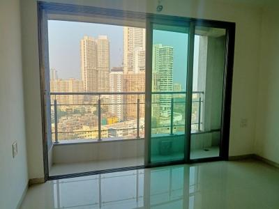 Gallery Cover Image of 1251 Sq.ft 2 BHK Apartment for rent in Parel for 72000