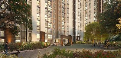 Gallery Cover Image of 650 Sq.ft 1 BHK Apartment for buy in Lodha Upper Thane Magnolia Cluster A B And C, Bhiwandi for 4700000