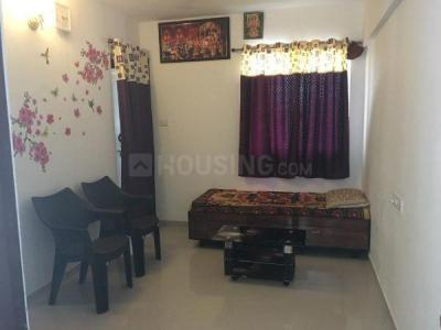 Gallery Cover Image of 420 Sq.ft 1 BHK Apartment for rent in Triaa Prince Town, Shikrapur for 4000