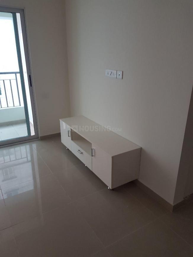 Living Room Image of 1200 Sq.ft 3 BHK Apartment for rent in Bychapura for 13000