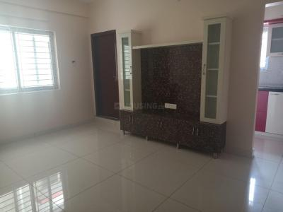 Gallery Cover Image of 550 Sq.ft 1 BHK Apartment for rent in Murugeshpalya for 20000