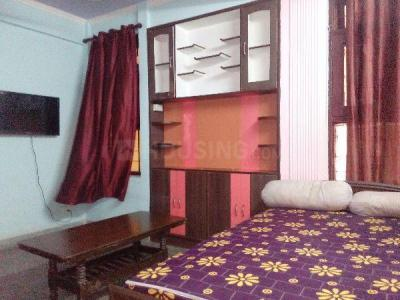 Gallery Cover Image of 516 Sq.ft 1 BHK Apartment for rent in Sarita Vihar for 16000