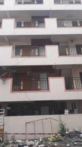 कुदलू गेट में वीवीआर लक्ज़री पीजी फॉर जैंट्स में बिल्डिंग की तस्वीर