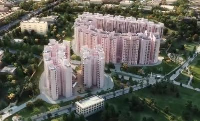 Gallery Cover Image of 1890 Sq.ft 3 BHK Apartment for buy in Brigade Lakefront, Hoodi for 17100000