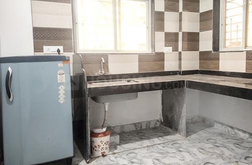 Kitchen Image of Moons Villa 302 in Lohegaon