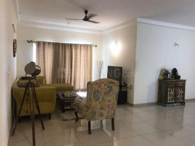 Gallery Cover Image of 2030 Sq.ft 3 BHK Apartment for rent in Prestige Parkview, Kadugodi for 40000