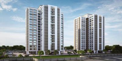 Gallery Cover Image of 608 Sq.ft 1 BHK Apartment for buy in Kasarvadavali, Thane West for 5600000