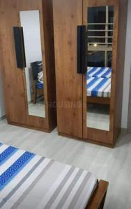 Bedroom Image of Single And Double Occupancy For Girl In Vasant Oasis Marol in Andheri East