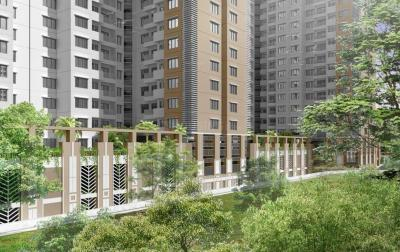 Gallery Cover Image of 1350 Sq.ft 3 BHK Apartment for buy in Shriram Green Field, Bendiganahalli for 7000000