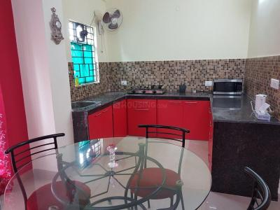 Gallery Cover Image of 1400 Sq.ft 3 BHK Apartment for rent in Signum Gardenia, Kasba for 35000