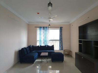 Gallery Cover Image of 2100 Sq.ft 3 BHK Apartment for rent in Pashmina Developers Waterfront, Battarahalli for 30000