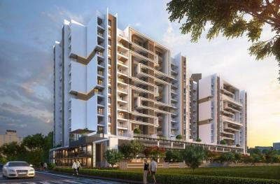 Gallery Cover Image of 864 Sq.ft 2 BHK Apartment for buy in Wakad for 7500000