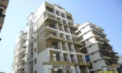 Gallery Cover Image of 675 Sq.ft 1 BHK Apartment for rent in Aristo Classic, Kharghar for 10500