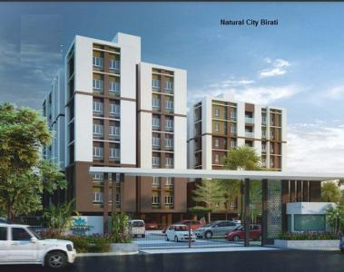 Gallery Cover Image of 866 Sq.ft 2 BHK Apartment for buy in Natural City Birati, Birati for 2598000