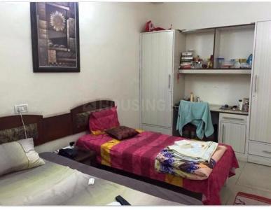सेक्टर 30 में पीएम रेसिडेंसी के बेडरूम की तस्वीर