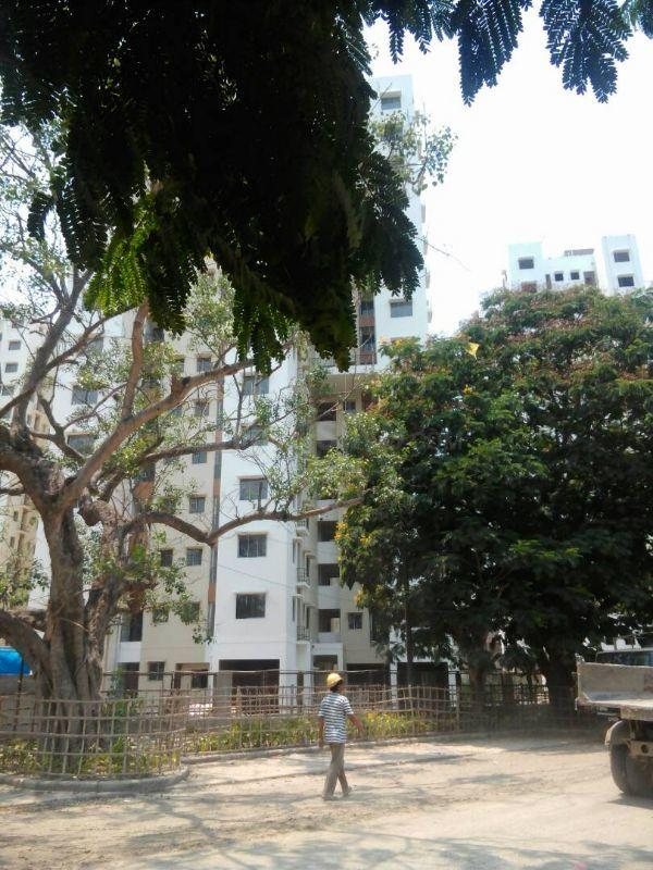 Building Image of 700 Sq.ft 2 BHK Apartment for rent in Maheshtala for 7000