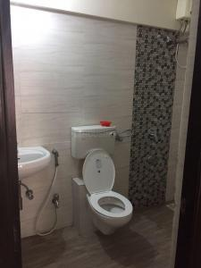 Bathroom Image of Ayan PG in Andheri West