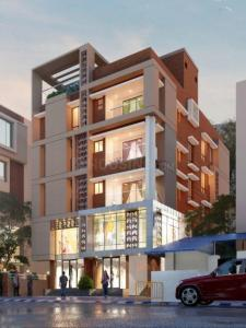 Gallery Cover Image of 2500 Sq.ft 4 BHK Apartment for buy in Ballygunge for 30000000
