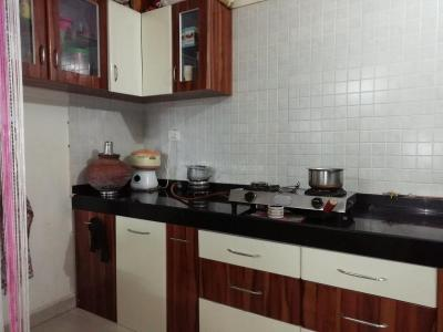 Gallery Cover Image of 700 Sq.ft 1 BHK Apartment for rent in Dhanori for 12500