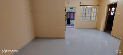Gallery Cover Image of 680 Sq.ft 1 BHK Independent Floor for rent in Jeevanbheemanagar for 14000