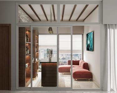 Gallery Cover Image of 1107 Sq.ft 2 BHK Apartment for buy in Akurdi for 8000000