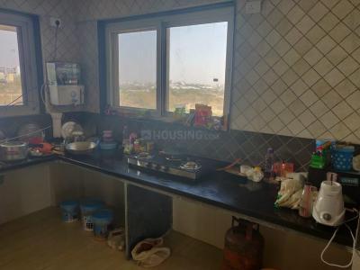 Kitchen Image of Shrusti PG in Hinjewadi