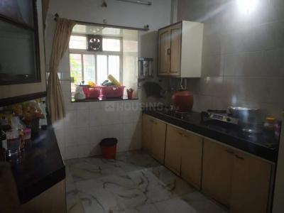 Kitchen Image of Kesar Villa in Vashi