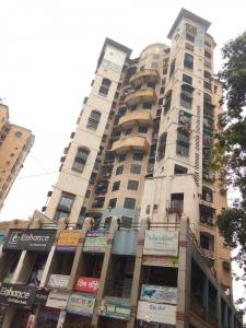 Gallery Cover Image of 750 Sq.ft 1 BHK Apartment for rent in Airoli for 20500