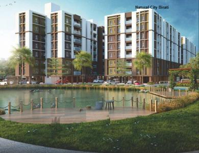 Gallery Cover Image of 1105 Sq.ft 3 BHK Apartment for buy in Natural City Birati, Birati for 3315000