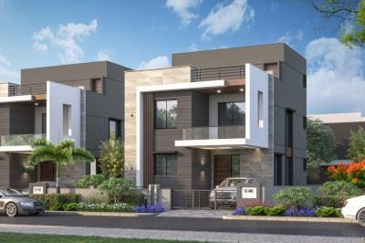 Gallery Cover Image of 1900 Sq.ft 3 BHK Villa for buy in Lala Cheruvu for 7900000